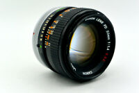 Canon 50mm f/1.4 S.S.C. Manual Focus FD-Mount Prime Lens