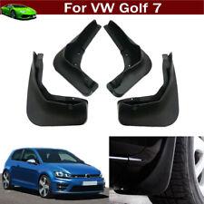 4pcs Car Mud Flaps Splash Guards Fender Mud Guards for VW Golf MK7 2018-2021