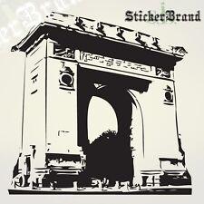 Vinyl Wall Decal Sticker Arc de Triomphe France