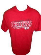 New- Kansas City Chiefs NFL YOUTH Medium M 10-12 Red Shirt
