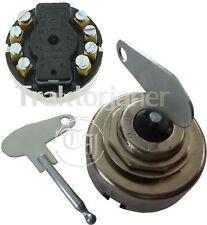C-318 Zündschloss für Baumaschinen Minibagger