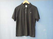Nike Dri-fit Womens Black SS Polo Shirt Size Large