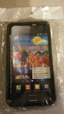 Samsung Galaxy SII Hybrid Mesh Design case - Black -New in package ships quickly