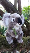 Koala Baby sitzend 15 cm Australien Stofftier  ....little john