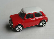 Mini Cooper S Red W//white Roof 1:43 Model 30257R BBURAGO