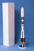 "BIG CUSTOM MODEL  CARRIER RUSSIAN SPACE launch vehicle ROCKET ""SOYUZ CARGO"""