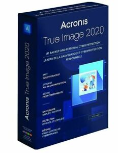 Acronis True Image 2020 🔥🔥Fast Delivery 🔥 Latest Version 🔥Bootable ISO Image