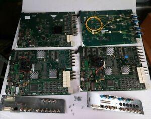 BUNDLE Evertz (2) 3000MVP-PPMG + (1) 3000MVP-PPMV + (1) 3000GO Boards + Backpane