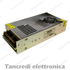 Alimentatore Switching 12V DC 20A Industriale TRIMMER PROFESSIONALE POWER SUPPLY