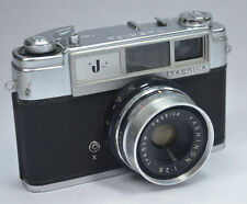 Yashica J Rangefinder 35mm Film Camera with Yashinon 1:2.8 f4.5 Lens