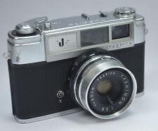 Yashica J Rangefinder 35mm Film Camera with Yashinon 1:2.8 f4.5 Lens