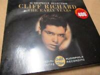 CLIFF RICHARD AUDIOPHILE Selection Gold Disc original CD Philippines sealed