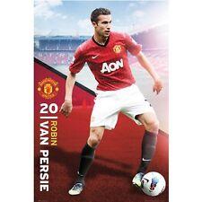 Manchester United Robin Van Persie Poster RVP new EPL MAN U Red Devils Premier