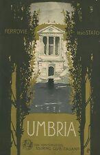 UMBRIA GUIDA ILLUSTRATA TOURING CLUB ITALIANO