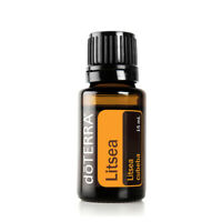 doTerra Litsea Essential Oil 15ml (New & Sealed)