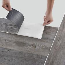 ca.1m² Vinyl Laminat Selbstklebend Eiche Grau Dielen Planken Vinylboden