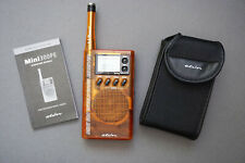 Eton Shortwave Radio Mini 300 World Band Receiver Ll Bean model