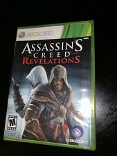 Assassin's Creed: Revelations (Microsoft Xbox 360, 2011) *NEW* Sealed
