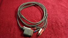 1324 Microsoft Xbox 360 Component Cable HD AV Optical Audio Out X810972-002