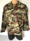 Irish Defence Force Issue Camouflage Shirt Scare Paddy Flage 38 inch Chest (42)