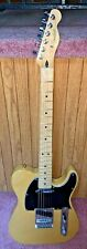FENDER TELECASTER ELECTRIC GUITAR MEXICO Nmint Beauty!