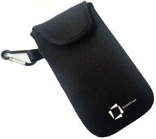 Étuis, housses et coques avec clip en néoprène pour téléphone mobile et assistant personnel (PDA) Blackberry
