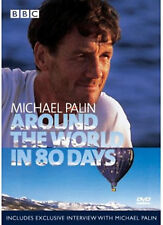 MICHAEL PALIN AROUND THE WORLD IN 80 DAYS DVD Documentary UK Release New R2