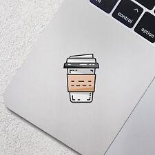 TAKEAWAY COFFEE LAPTOP STICKER DECAL Pop Culture Laptop Phone Car Skateboard ...