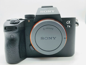 Sony a7 III ILCE7M3/B Full-Frame Mirrorless Camera body/ Shutter 64