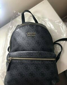 New Guess Women Small Backpack Shoulder Bag