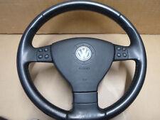 VW Touran Golf 5 V EOS Lenkrad Lederlenkrad Multifunktion  Leder MFL Airbag