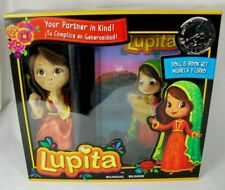 Lupita Doll and Bookset Bilingual Muneca Y Libro NEW OTHER Damaged Box