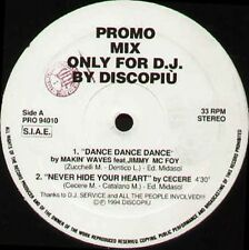 MAKIN' WAVES / CARVER / PHILIPPE RENAULT / DR.T / ANKAWA - Promo Mix Discopiu