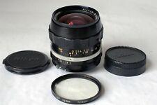 Nikon Nikkor-N Auto 28mm F/2 Non-Ai Lens Nippon Kogaru Japan Excellent Condition