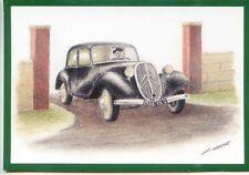 CP Automobile - Citroën Traction AV 7 cv - 1934