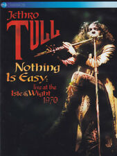JETHRO TULL NOTHING IS EASY LIVE AT THE IOW 1970 DVD NEW R2