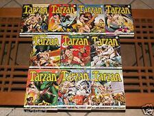 TARZAN EDIZIONI IF 1-10 COMPLETA OTTIMI