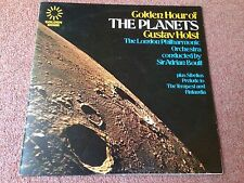 GUSTAV HOLST GOLDEN HOUR OF THE PLANETS GH 503 1W/1W N/MINT