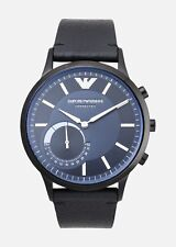 Emporio Armani Herrenuhr Connected Smartwatch Hybrid ART3004