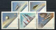 Yemen 1963 Sg # 240-244 Aire, honrar Astronautas Espacio Mnh Set #a 69136
