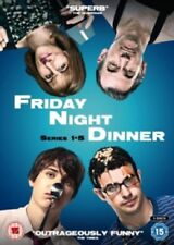 Friday Night Dinner Season 1 2 3 4 5 Series One to Five New Region 4 DVD Box Set