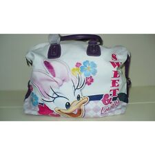 Bauletto con Manici Paperina Hand Bag Cute 22x14x14 Wild Rose Daisy Duck