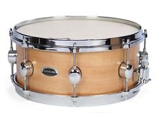 "Sprucetone 6""x14"" Spruce Snare Drum by Side Kick Drums"