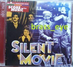 Ennio Morricone Stelvio Cipriani Claudio Gizzi Italian BMG library CD Silent