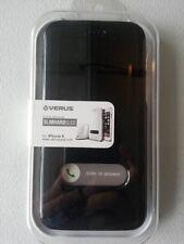 Verus Slim Hard Slide Apple iPhone 6 Case-Charcoal Black, Dual Slider Cover