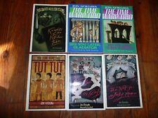 Lot of 6 TIME WARP TRIO early CHAPTER BOOKS Jon Scieszka Lane Smith Gladiator +