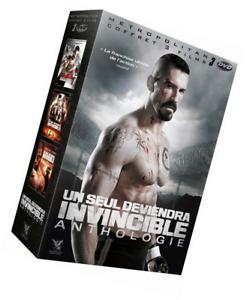 Un seul deviendra invincible - Anthologie : Un : Dernier round + Un : Redemption