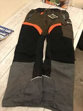 New boxed Stihl chainsaw trousers Advance Xflex des C class 1 size L waist 39-41