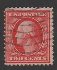 2 cent Washington is NOT a rare stamp.