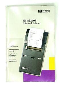 HP 82240-90014 82240B Infrared Printer Manual